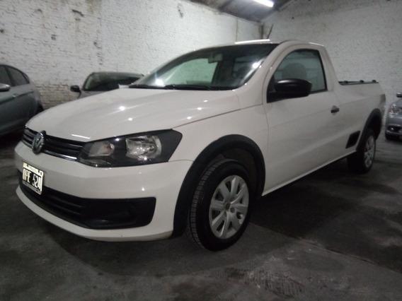Volkswagen Saveiro 1.6 Gp Cs 101cv Aa+hd+safety 2015. Bernal