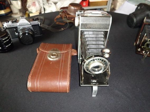 Máquina Fotográfica Foley (anos 30) Marca Pontiac, Gitza 2ra
