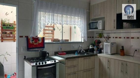 Vendo Casa Em Condomínio Fechado, Jardim Cidade Pirituba, 2 Dorm, 1 Vaga - Ca0853