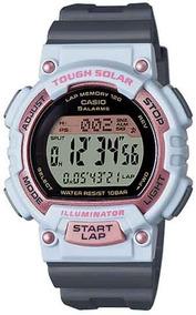 Relógio Casio Feminino Stl-s300h-4adf *tough Solar