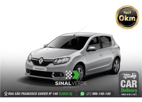 Imagem 1 de 4 de Renault Sandero 1.0 12v Sce Flex Zen Manual