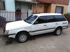 Subaru Loyale 4x4 Sw Full Aro 15 1986