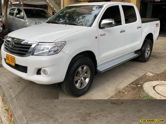 Toyota Hilux Imv Mt 2.5 Td 4x4
