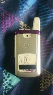 Motorola I776w Prune Lila Para Nextel Como Nuevo