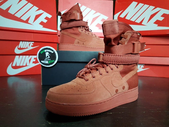 Zapatillas Nike Air Force Sf Af1 Duty Peach