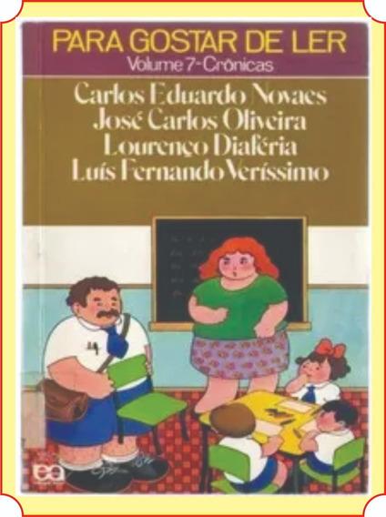 Para Gostar De Ler - Livro Infanto-juvenil - Frete Grátis!!!