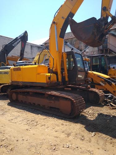 Escavadeira Hyndai 210 Lc7 2009 Repasse