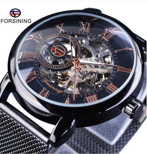 Reloj Hombre Forsining 1040-2 Mecánico Automático Envio Hoy