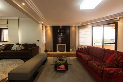 Apartamento Com 3 Dormitórios À Venda, 186 M² Por R$ 2.200.000 - Vila Mariana - São Paulo/sp - Ap24624