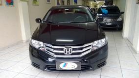 Honda City 1.5 Lx Flex 4p
