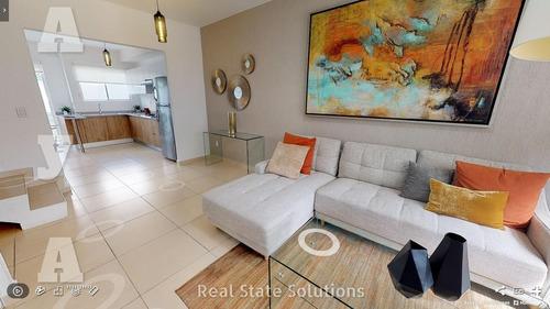 Imagen 1 de 30 de Casa Nueva En Venta De 3 Recámaras, 3 Niveles, Avenida Petempich, Playa Del Carmen.