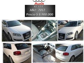 Audi A3 Mecánico Full 2012 3ptas 1.2