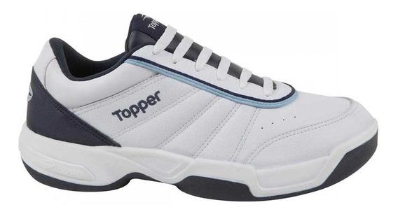 Zapatillas De Tenis Topper Tie Break Iii Hombre