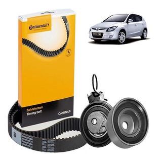 Kit Tensor + Polia + Correia Dentada Hyundai I30 2.0