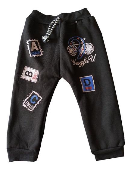 Calzas Yoguins Pantalones Termicos Para Nene Importados
