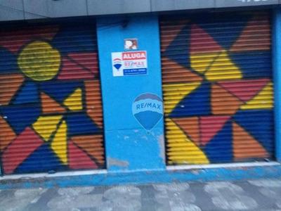 Salão Para Alugar, 374 M² Por R$ 7.500/mês - Centro - Mogi Das Cruzes/sp - Sl0005