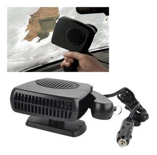 Calefactor De Auto Y Ventilador 12v 150w 2 En 1