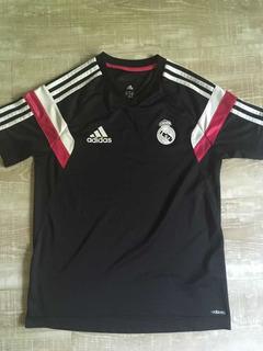 Camiseta De Entrenamiento Real Madrid Original