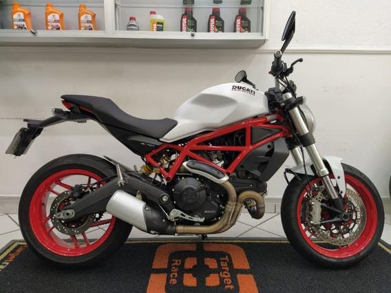 Ducati Monster 797 - Branca 2018 - Target Race