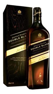 Whisky Johnnie Walker Double Black Litro