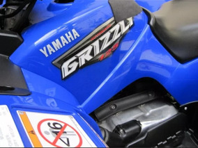 Yamaha Grizzly 125 Parrillero Automatico 8 Tanques De Uso
