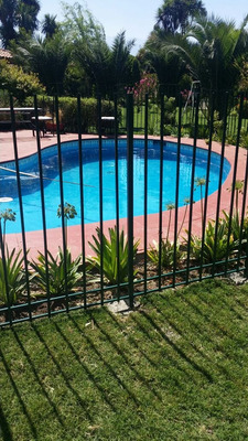 Arriendo Parcela Con Piscina Chicureo