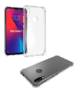 Forro Estuche Clear Transparente Para Xiaomi Note 7