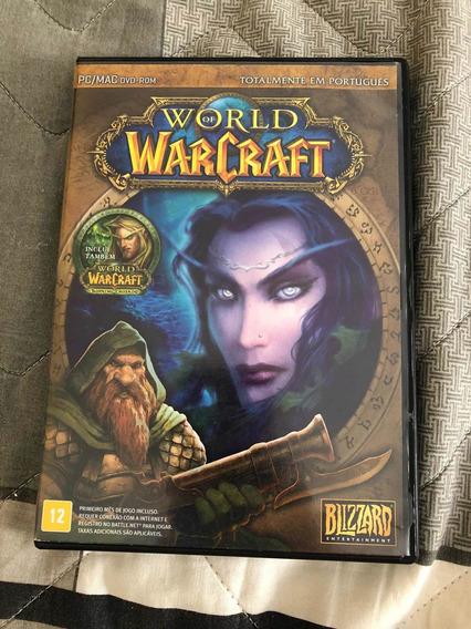 World Of Warcraft & World Of Warcraft Burning Crusade