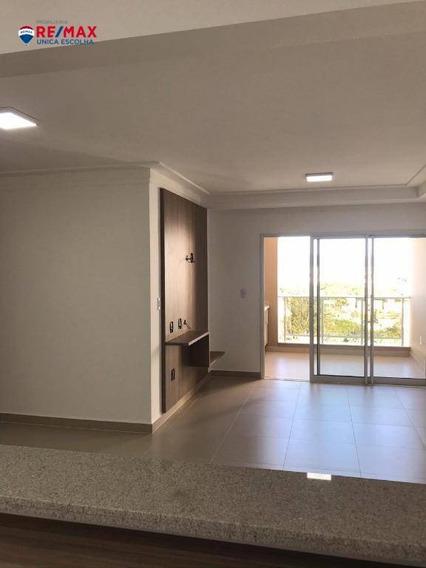 Apartamento Com 3 Dormitórios Para Alugar, 97 M² Por R$ 3.000,00/mês - Condomínio Residencial Cannes - Sorocaba/sp - Ap2327