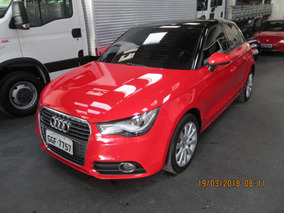 Audi A1 Sportback 4portas Attraction Ano 2013 Novissimo