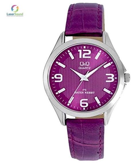 Relógio Q&q By Japan Feminino C192j325y C/ Garantia E Nf