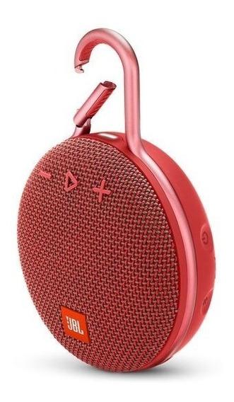 Caixa De Som Jbl Clip 3 Bluetooth Original A Prova D