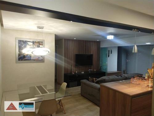 Imagem 1 de 16 de Apartamento Com 2 Dormitórios À Venda, 91 M² Por R$ 900.000,00 - Vila Regente Feijó - São Paulo/sp - Ap6381