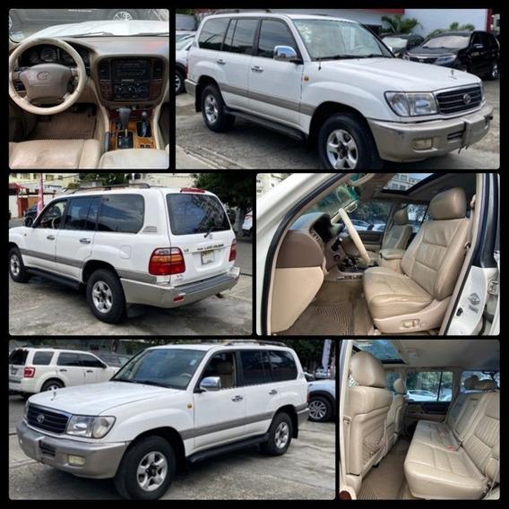 Toyota Land Cruiser 4x4