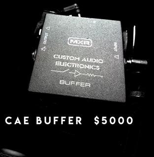 Mxr Cae Buffer