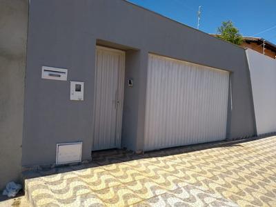 Casa Com 3 Quartos Para Alugar No Parque Brasília 2ª Etapa Em Anápolis/go - 1077
