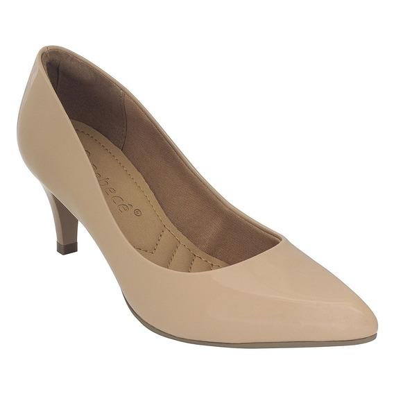 Sapato Scarpin Feminino Bebecê Verniz Spc