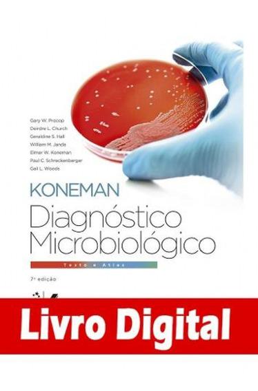 Diagnóstico Microbiológico Texto E Atlas 7ª Edição