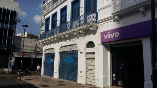 Imagem 1 de 18 de Salão Para Aluguel Em Centro - Sl035064