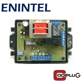 Enintel- Tablero Codiplug Cm-lite1 Motor 110v 4 Cables