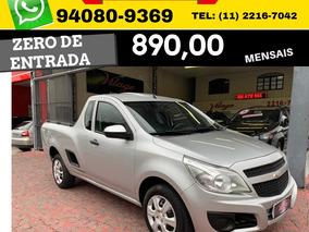 Chevrolet Montana 1.4 Ls Econoflex 2014 2015 Zero De Entrada
