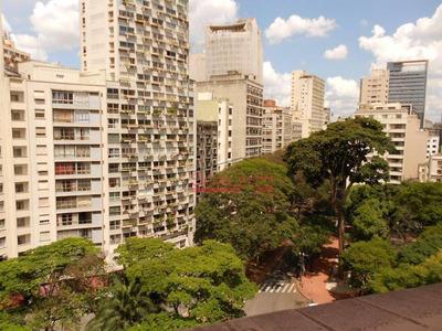 Apartamento Com 2 Dormitórios À Venda, 90 M² Por R$ 450.000 - República - São Paulo/sp - Ap0125