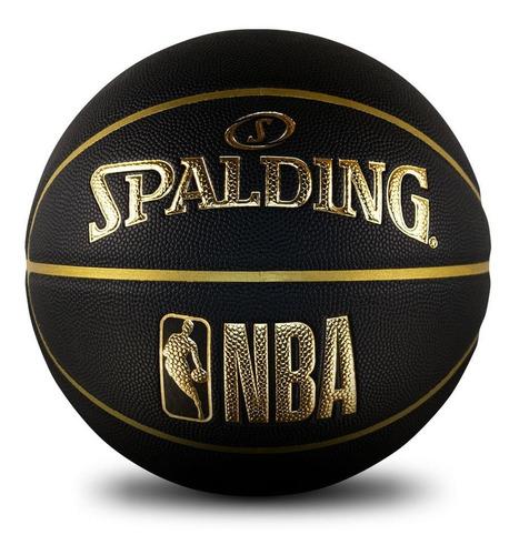 Balón Baloncesto Spalding Highlight Nba #7 Cuero Original