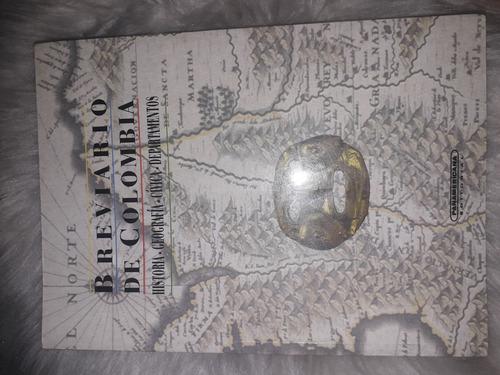 Imagen 1 de 3 de Libro Brevario Colombiano