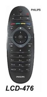 Control Remoto Tv Lcd Led Para Philips Lcd476 Garantía 1 Año