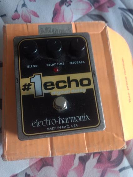 Pedal Delay #1echo Electro Harmonix