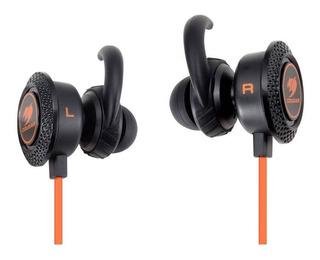 Audifono Megara In-ear Dual Hand Free Microphone Omnidirecc