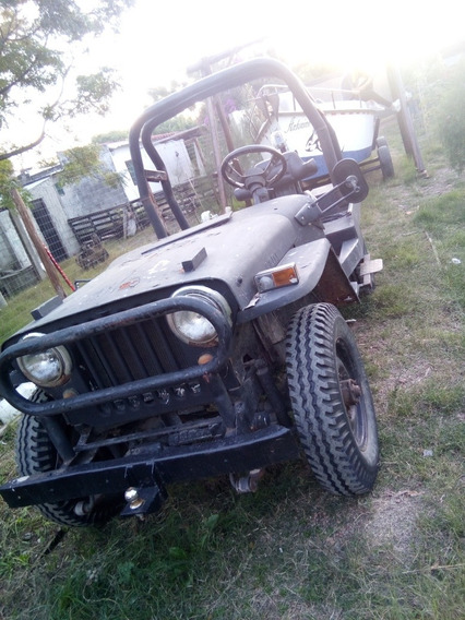 Jeep Willy 51 Mod 51
