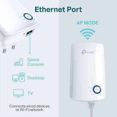 Extensor De Rede Wi-fi Tp-link