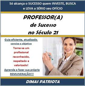 Professor/a De Sucesso No Século 21